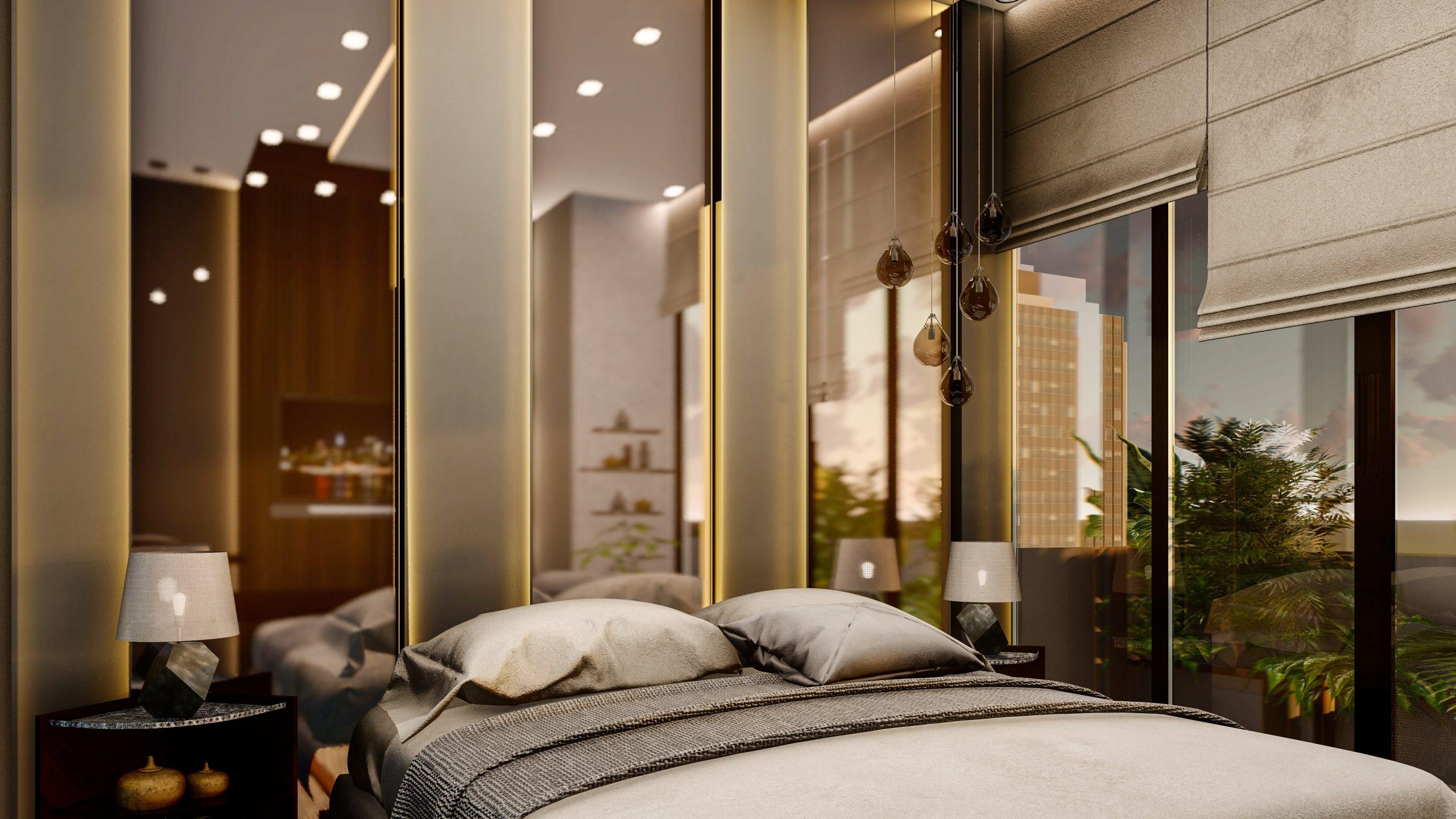 H&S HOTELS BEDROOM