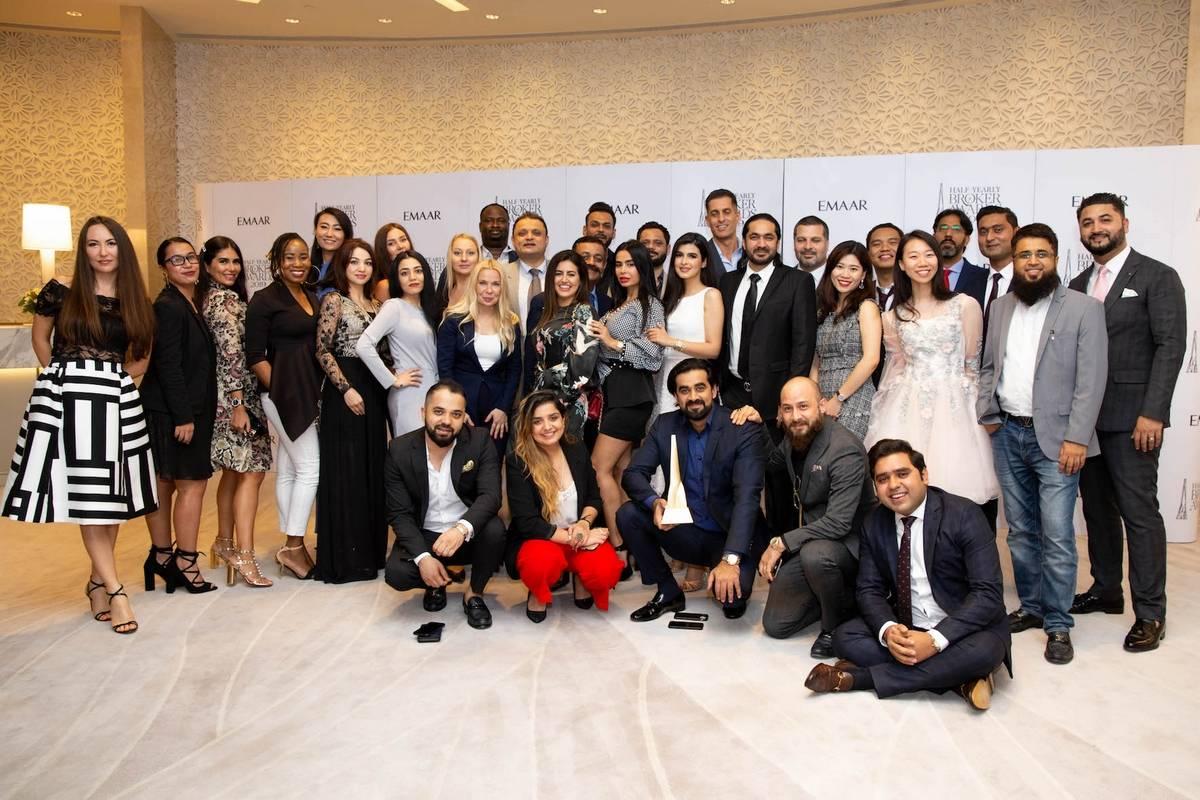 H&S named top brokerage firm by Emaar Properties for 2019