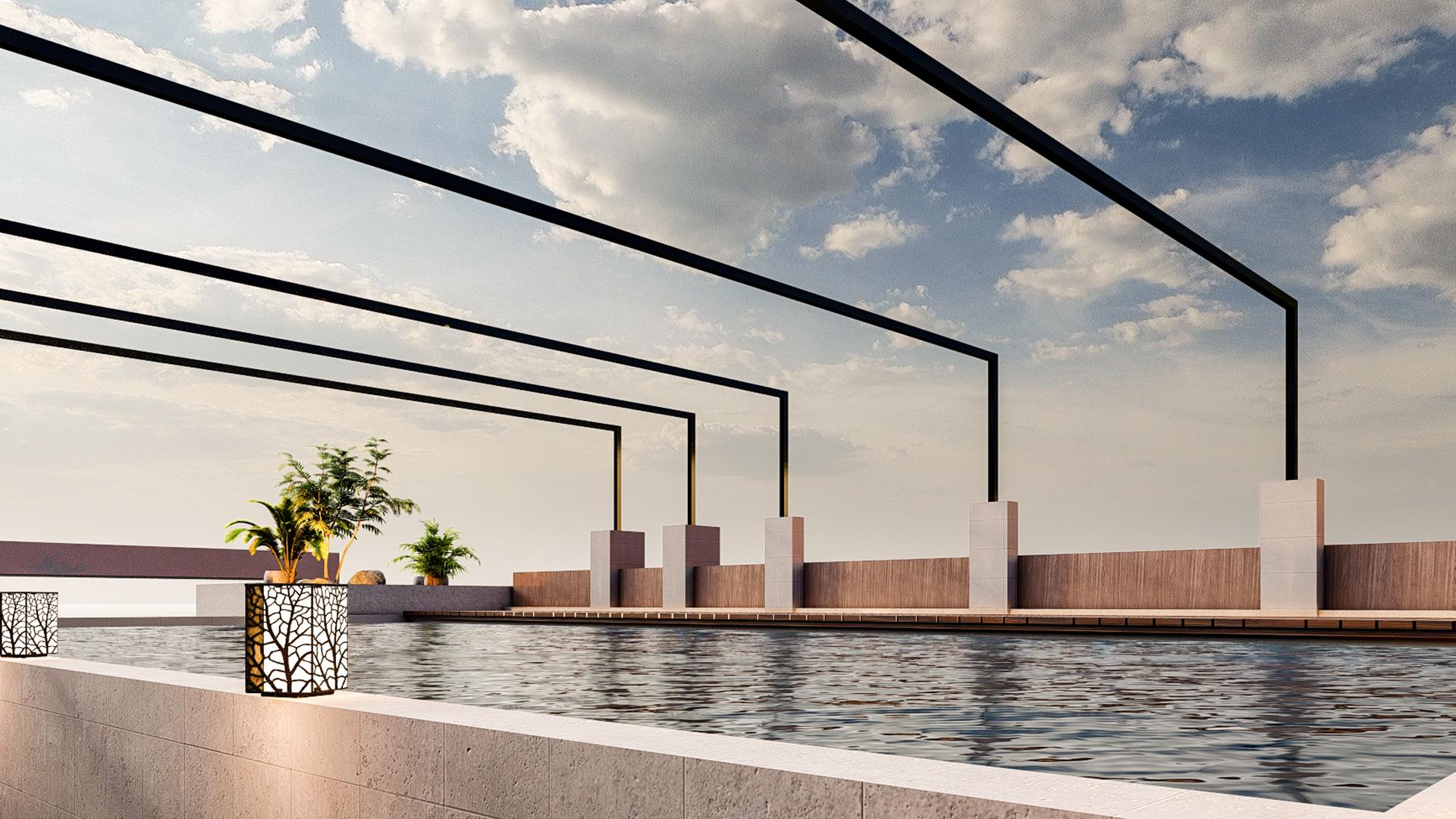 H&S Hotel Pool